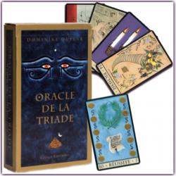 Carte Oracle De La Triade.Oracle De La Triade
